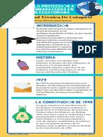 Evolucion de La Proteccion a Mujeres Embarazadas en La Legislacion Ecuatoriana
