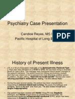 psychiatrycasepresentation-12762937225227-phpapp01