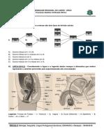 Vestibular Bio Geo Port Espanhol URCA 2016.2