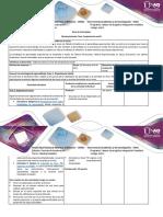 Guía de Actividades y Rubrica de Evaluación-Fase1 Experiencia Inicial