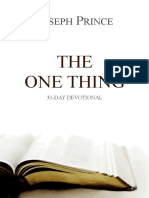 The One Thing Joseph Prince eBook(1)