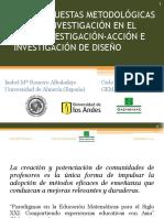 Romero 2012 - Dos Propuestas metodológicas para la investigación en el aula