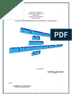 DRRM Narrative Report Jun. 29 2017