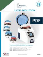 Brochure Precellys Evolution A4 Web