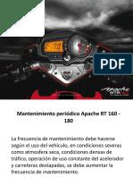 Manual Apache 180 Parte 1 - TVS