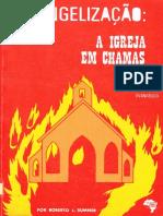 Evangelização - Igreja Em Chamas