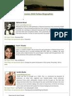 Grassroutes 2010 Fellow Profiles
