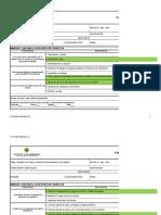 FO-HSEQ-038 Evaluación de Capacitación Higiene Postural y Cargas