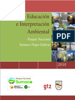Manual de Educación e Interpretación Ambiental