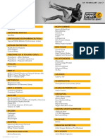 Informed-Sport Tested Products List 09Feb2017