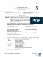 IACUC Application PAtilapia