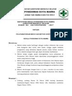 SK Pelayanan Rekam Medik Dan Metode Identifikasi RBI