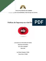 Segurança Informática - EDP