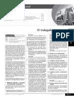 Informe Laboral - Régimen Del Trabajador Extranjero