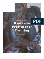 Ayurveda Study Guide Manual