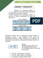 Flujo de Tuberias a Presion