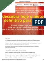 Relatório Especial – Saúde Da Próstata - 1