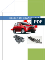 Crankshaft Design