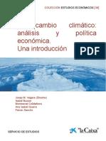 Canbio Climatico Analisis y Politica Econimica