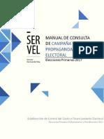 Manual Propaganda Primarias 2017