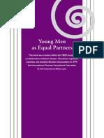 Young Men as Equal Partners Guidebook April 08