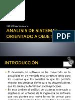 Introducción al Análisis y Diseño de Sistemas
