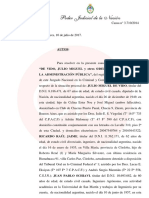 Bonadío embargó a De Vido por $1.000 millones de pesos