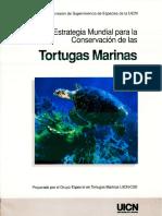 Estrategia Mundial Para La Conservacion de Las Tortugas Marinas
