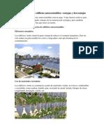 Ventajas y Des Edificios Autosostenibles