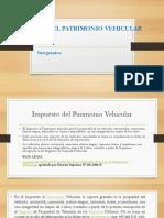 Impuesto Del Patrimonio Vehicular