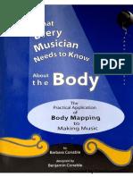 Livro Body Mapping