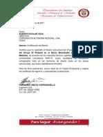Anexo 3 y Certificaciones 2017