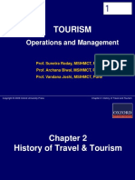 207 33 Powerpoint Slides Chapter 2 History Travel Tourism