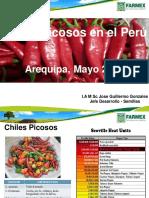 3. Chiles Picantes en El Perú - FARMEX