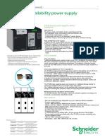 BROSURA - SURSA PUTERE PS100 - 2011 [EN].pdf