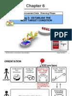 The Improvement Kata - Planning Phase
