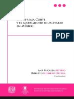 La SCJN y el matrimonio igualitario.pdf