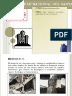 Vigas Columnas Estructuras Especiales