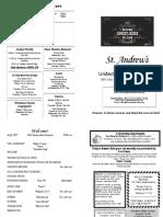 St Andrews Bulletin 0709