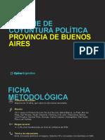 Informe Provincia Julio Difusion