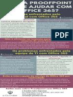 Antispam Proofpoint Com Office365 - Distribuidor e Revenda e-Guardian