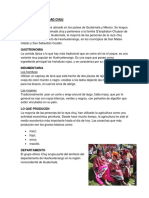 Pueblos Con Gastronomia Indumentaria y Mas