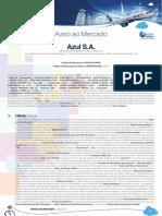 C Users Osantos Desktop AZUL S.a.- Aviso Ao Mercado