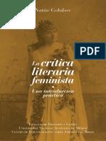La Critica Literaria Feminista - Nattie Golubov