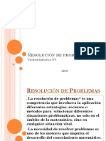 Resolución de Problemas 2016