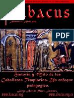 Abacus Núm 12. Hª y Mito de Los Caballeros Templarios