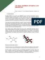 Determinacinvitaminacenunpreparadofarmacuticosandracastro 120320130148 Phpapp01 (1)