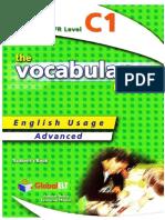 The Vocabulary Files C1 - English Usage Advanced - SB