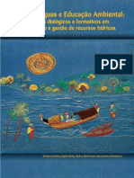 LIVRO Azul MMA_2013_Politicas Agua e Educacao Ambiental