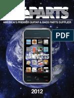 Allparts 2012 Catalog Web